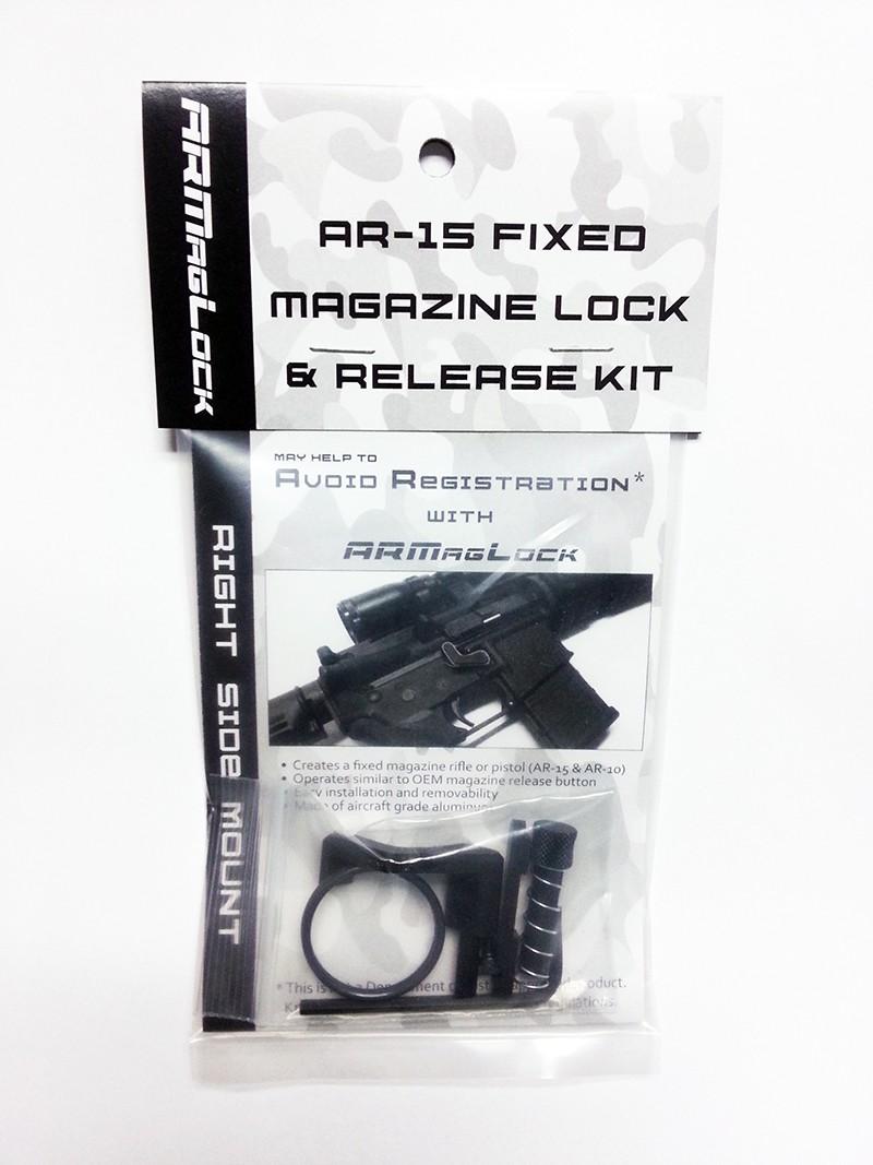 ARMAGLOCK - AR MAGAZINE LOCK