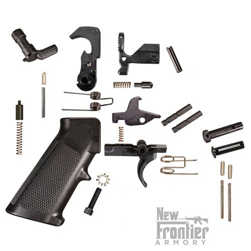 NEW FRONTIER ARMORY C-9 80% 9MM AR BILLET LOWER RECEIVER
